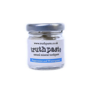Peppermint and Wintergreen Natural Toothpaste - The Weekly Shop | Plastic Free Online Shop