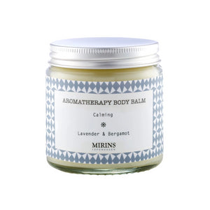 Lavender and Bergamot Body Balm - The Weekly Shop | Plastic Free Online Shop