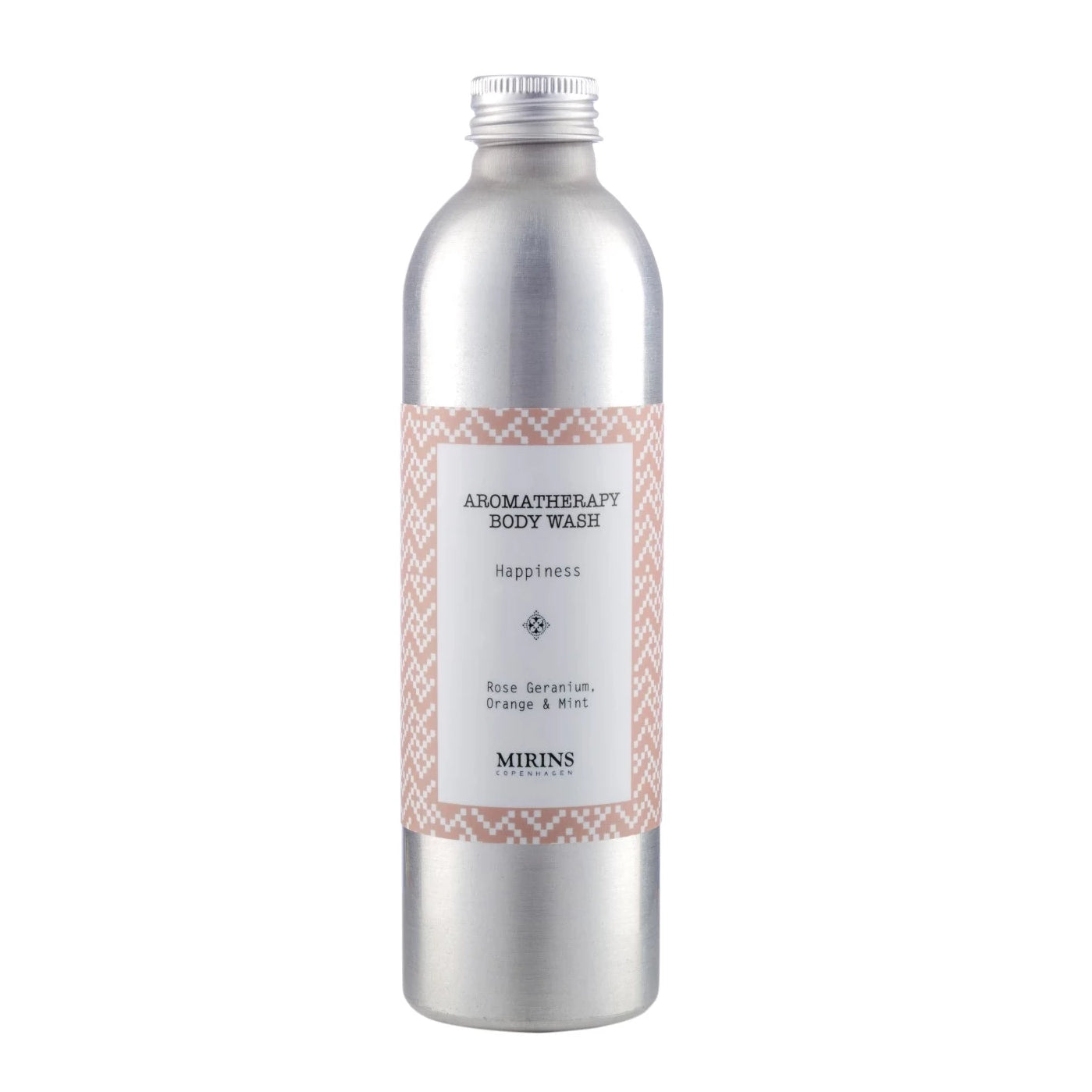 Rose Geranium, Orange & Mint Body Wash - The Weekly Shop | Plastic Free Online Shop