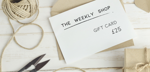 Gift Card - The Weekly Shop | Plastic Free Online Shop
