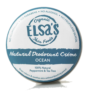 Ocean Crème Deodorant - The Weekly Shop | Plastic Free Online Shop