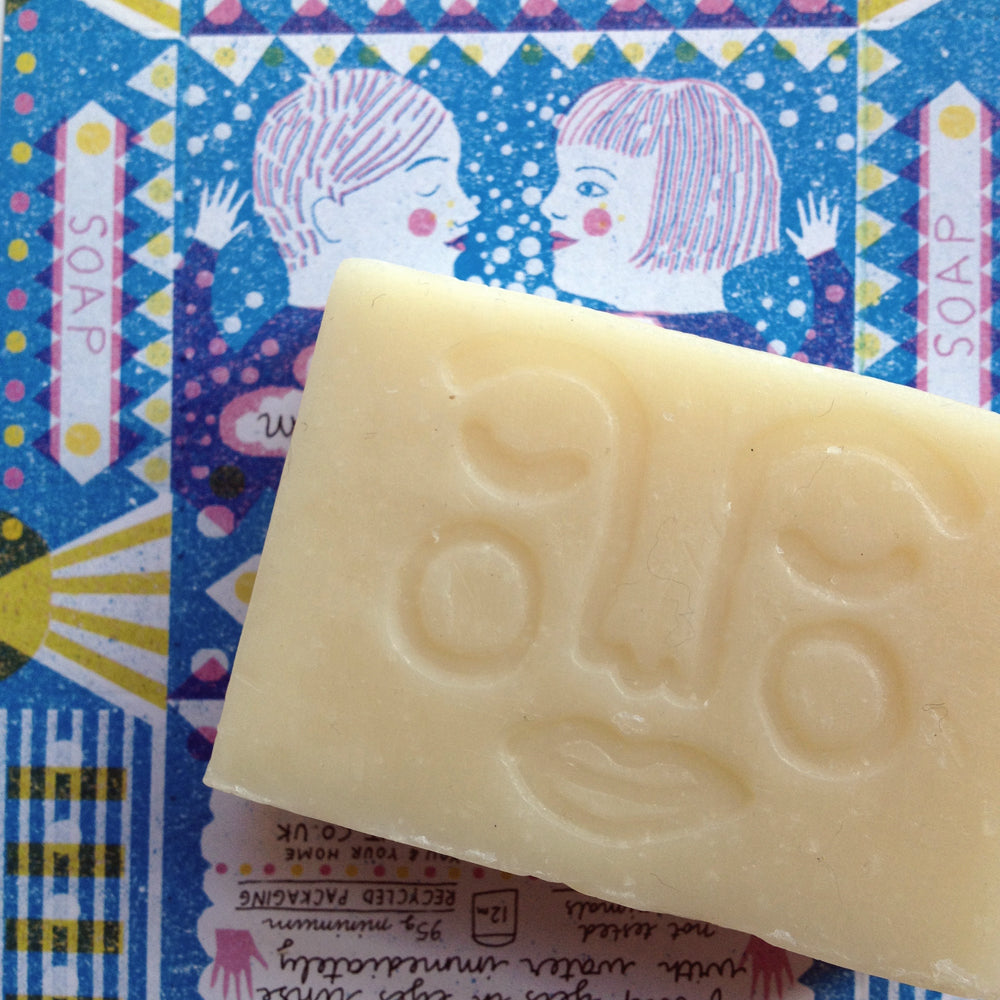 Soap for Boys & Girls with Sensitive Skin - The Weekly Shop | Plastic Free Online Shop