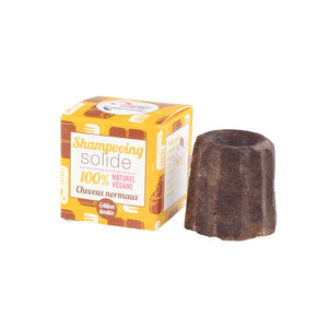Chocolate Shampoo Bar for Normal Hair - The Weekly Shop | Plastic Free Online Shop