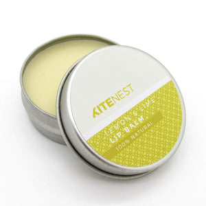 Lemon & Lime Lip Balm - The Weekly Shop | Plastic Free Online Shop