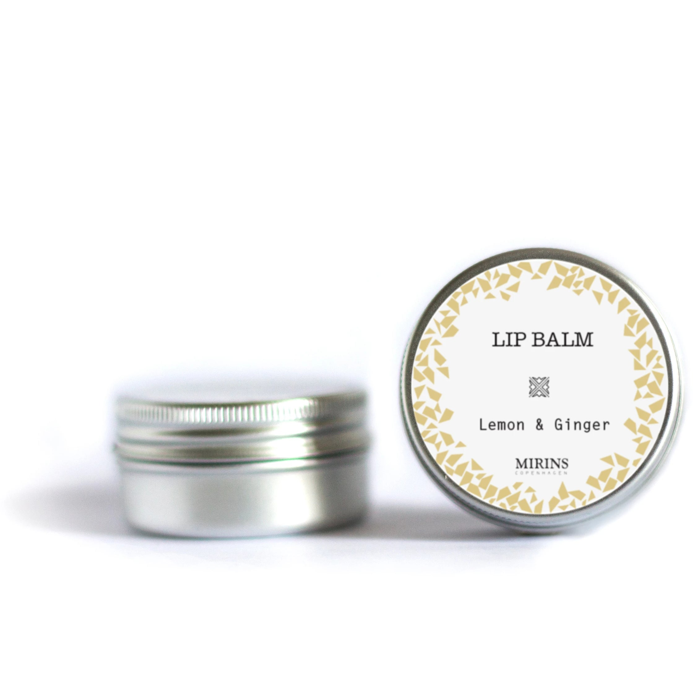 Lemon and Ginger Lip Balm - The Weekly Shop | Plastic Free Online Shop
