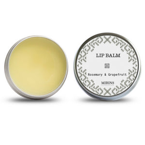 Rosemary and Grapefruit Lip Balm - The Weekly Shop | Plastic Free Online Shop