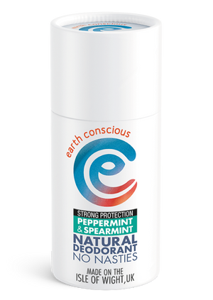 Peppermint and Spearmint (Strong Protection) Deodorant - The Weekly Shop | Plastic Free Online Shop