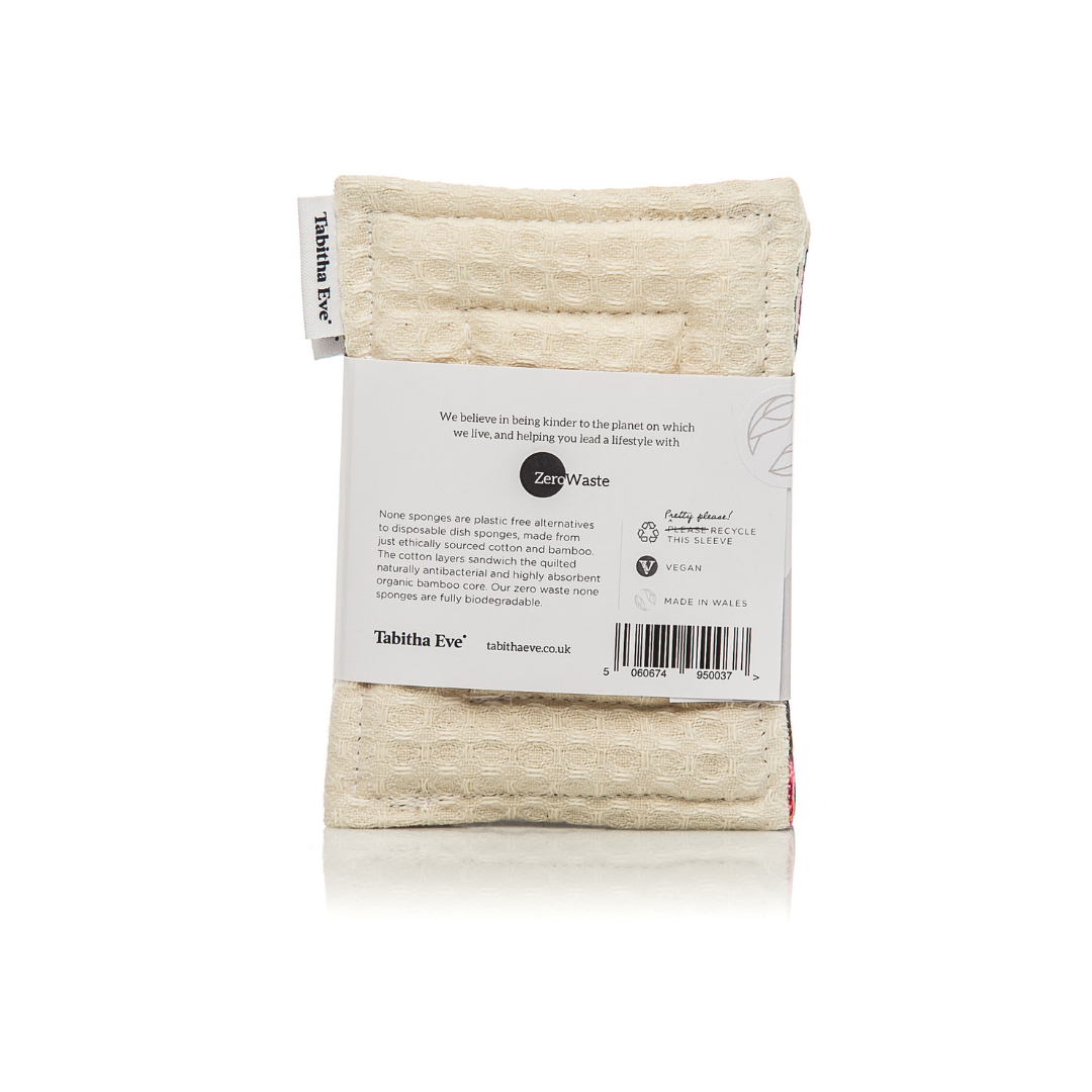 None Sponge (x 2) - Bumble - The Weekly Shop | Plastic Free Online Shop