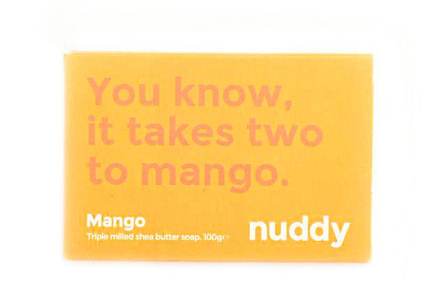 Mango Vegan Soap Bar - The Weekly Shop | Plastic Free Online Shop