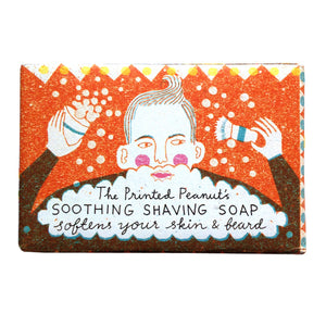 Soothing Shaving Soap Bar - The Weekly Shop | Plastic Free Online Shop