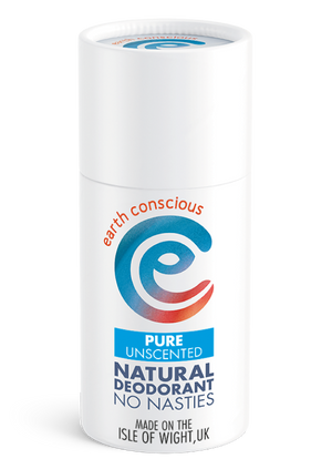 Pure Unscented Deodorant - The Weekly Shop | Plastic Free Online Shop