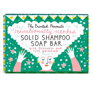 Lavender and Rose Shampoo Bar - The Weekly Shop | Plastic Free Online Shop