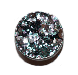 Biodegradable Glitter - Silver Lunar - The Weekly Shop | Plastic Free Online Shop