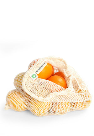 Large Netted Grocery Bag - The Weekly Shop | Plastic Free Online Shop