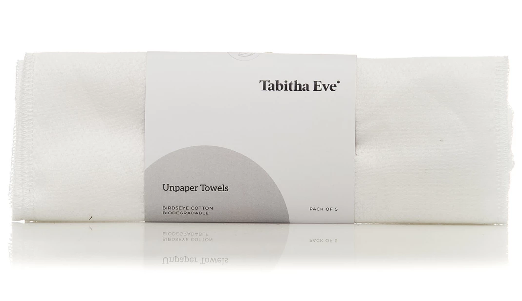 Unpaper Towels (Set of 5) - The Weekly Shop | Plastic Free Online Shop