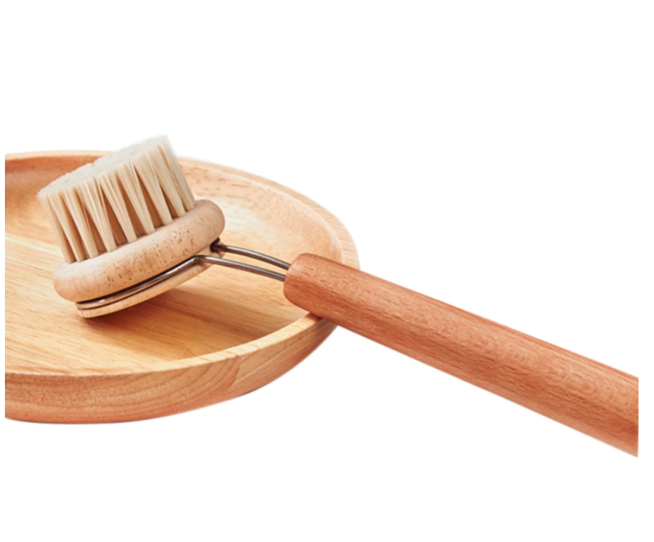 Wooden Dish Brush - The Weekly Shop | Plastic Free Online Shop