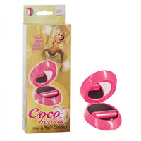Coco Licious Hide & Play Compact - Pink