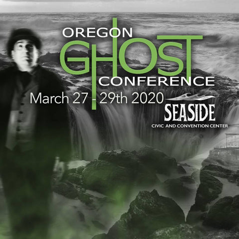 Oregon Ghost Conference Stargazer Goods