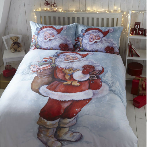 Father Christmas Duvet Set