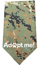 Load image into Gallery viewer, Adopt Me Screen Print Bandana-BANDANAS +-Bella's PetStor