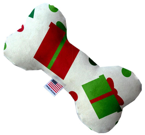 All The Presents! 10 Inch Bone Dog Toy-Dog Toys(soft)-Bella's PetStor