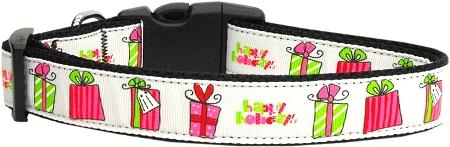 All Wrapped Up Nylon Cat Collar-Dog Collars-Bella's PetStor