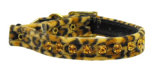 Animal Print Cat Safety Collar-CATS-Bella's PetStor