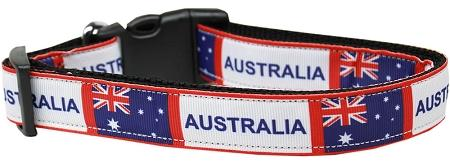 Australia Nylon Cat Collar-DOGS-Bella's PetStor