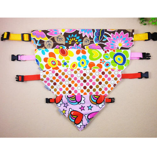 Bandanas Spring & Fall Summer, Holiday Fashion-Dog fashion accessories-Bella's PetStor