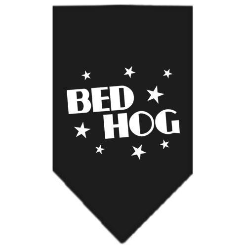 Bed Hog Screen Print Bandana-Dog Clothing-Bella's PetStor
