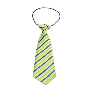 Big Dog Neck Tie Summer Breeze-New big dog ties-Bella's PetStor
