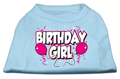 Birthday Girl Screen Print Shirts-Dog Clothing-Bella's PetStor