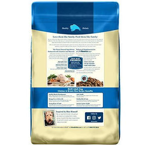 Blue Buffalo Life Protection Formula, Natural Dry Dog Food for Adult Dogs-Dog Food-Bella's PetStor