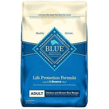 Load image into Gallery viewer, Blue Buffalo Life Protection Formula, Natural Dry Dog Food for Adult Dogs-Dog Food-Bella's PetStor