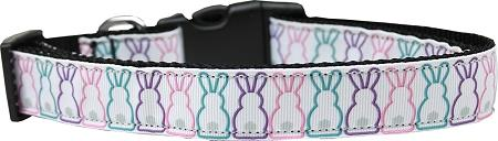 Bunny Tails Nylon Dog Collar-Easter-Bella's PetStor