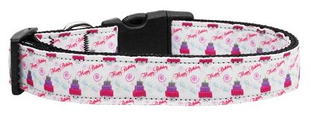 Cakes And Wishes Nylon Ribbon Collars-Dog Collars-Bella's PetStor