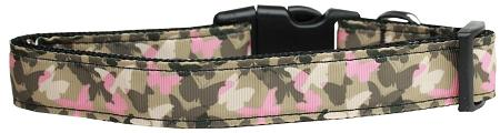 Camo Butterflies Nylon Cat Collar-Dog Collars-Bella's PetStor