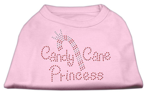 Candy Cane Princess Shirt-Christmas, Hannakuh-Bella's PetStor