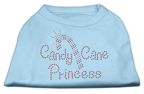 Candy Cane Princess Shirt-Dog Clothing-Bella's PetStor