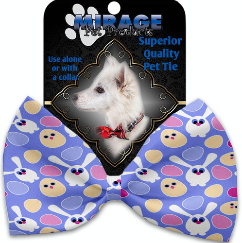 Chicks And Bunnies Pet Bow Tie Collar Accessory With Velcro-Bow Ties-Bella's PetStor