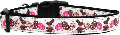 Chocolate Bunnies Nylon Cat Collar-DOGS-Bella's PetStor