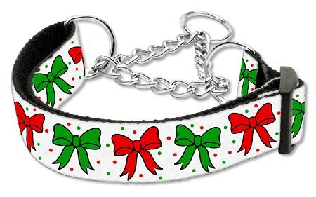 Christmas Bows Nylon Ribbon-Christmas, Hannakuh-Bella's PetStor