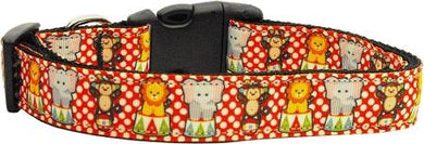 Circus Smirkus Nylon Cat Collar-DOGS-Bella's PetStor