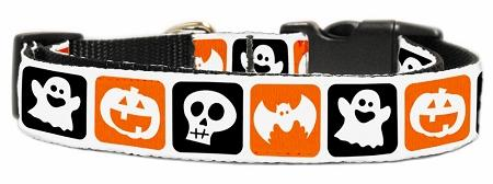 Classic Halloween Nylon Dog Collar-Holidays-Bella's PetStor