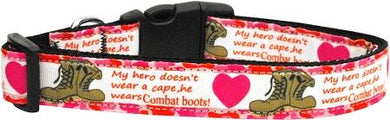 Combat Boots Nylon Cat Collar-Dog Collars-Bella's PetStor
