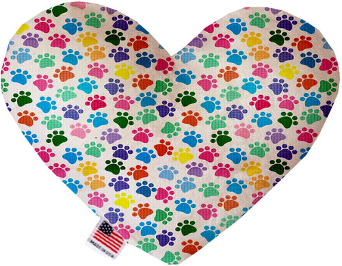 Confetti Paws Inch Heart Dog Toy-More-Bella's PetStor