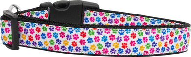 Confetti Paws Nylon Cat Collar-DOGS-Bella's PetStor