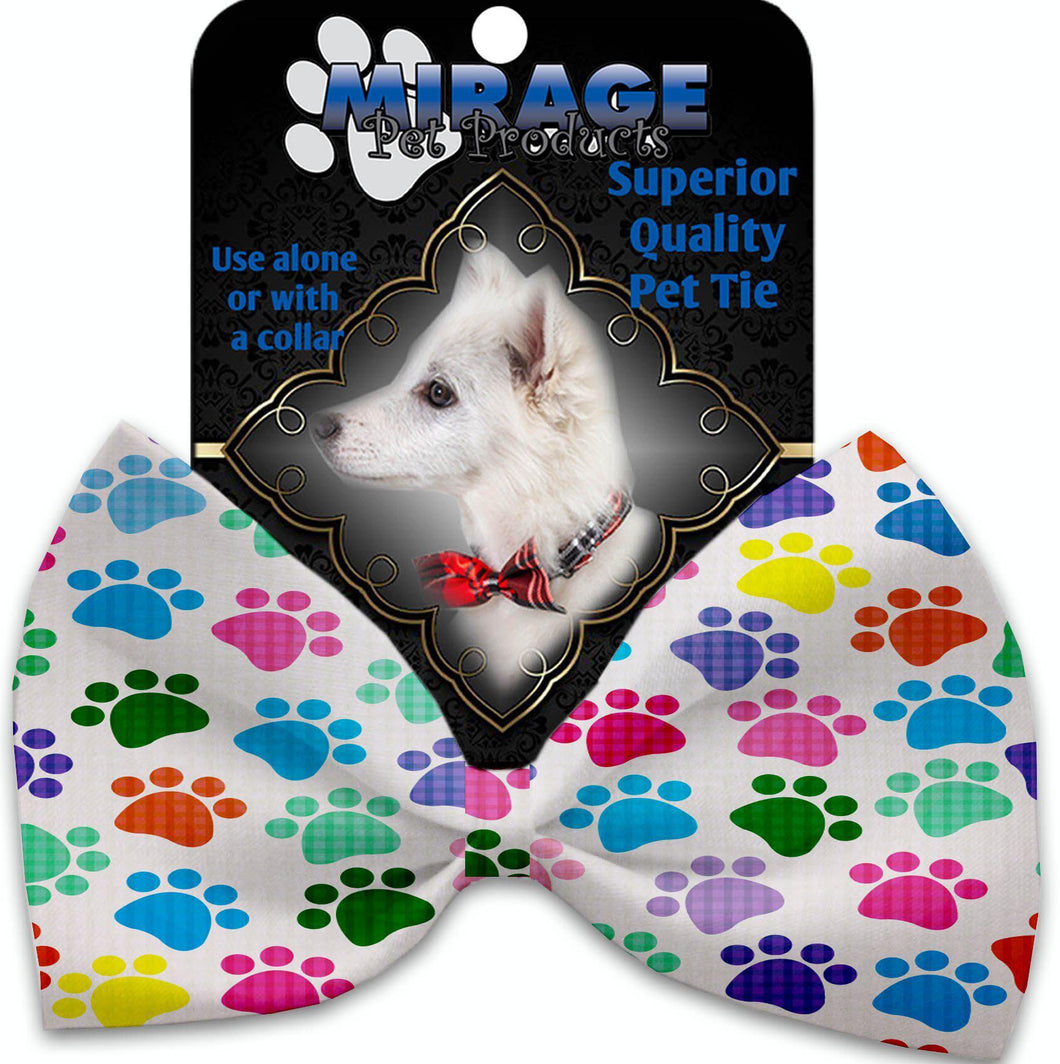 Confetti Paws Pet Bow Tie Collar Accessory With Velcro-Bow Ties-Bella's PetStor