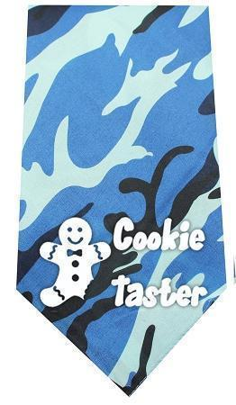Cookie Taster Screen Print Bandana-Dog Clothing-Bella's PetStor