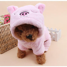 Load image into Gallery viewer, Costume, Pink, Plush Fabric Spring & Fall Winter Casual / Daily-Pet Clothes-Bella's PetStor